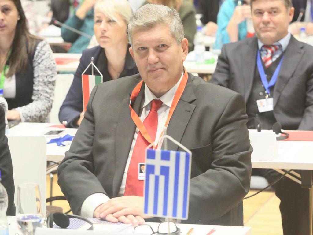 Γιάννης Καραγιάννης: Τακτικό μέλος της ελληνικής αντιπροσωπείας στον Οργανισμό Οικονομικής Συνεργασίας Ευξείνου Πόντου